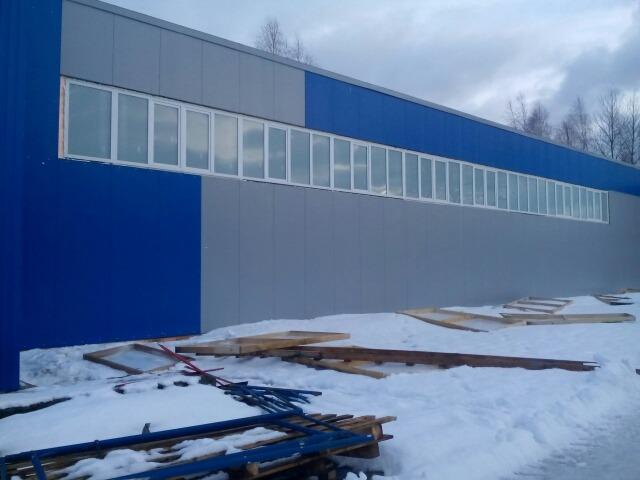 Пластиковые окна пвх для завода в Дубне